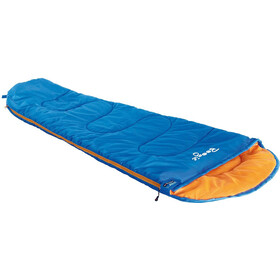 High Peak Boogie Sovepose venstre Børn, blue/orange